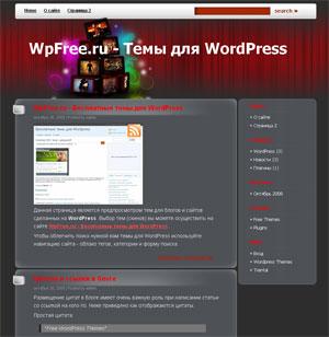 кино блог wordpress